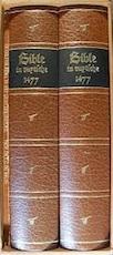De Delftse Bijbel van 1477