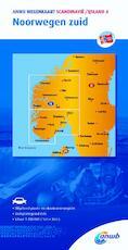 Wegenkaart 4. Noorwegen zuid - ANWB (ISBN 9789018042868)