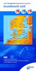 Wegenkaart 8. Zuid-Scandinavië - ANWB (ISBN 9789018042844)