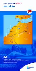 Wegenkaart 1. Marokko (ISBN 9789018043025)