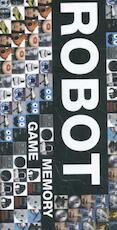 Robot Memory Game - Mieke Gerritzen (ISBN 9789063695255)