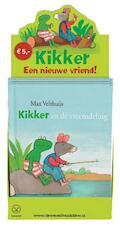 Kikker en de vreemdeling mini display 10 ex - Max Velthuijs