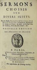 Sermons choisis sur divers sujets - François de Salignac de La Mothe Fénelon