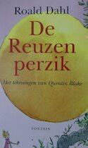 De reuzenperzik - Roald Dahl (ISBN 9789026109737)