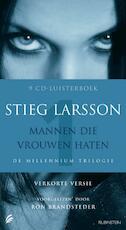 Mannen die vrouwen haten - Stieg Larsson (ISBN 9789047608844)
