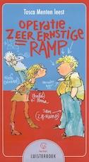 Operatie Zeer Ernstige Ramp - Tosca Menten (ISBN 9789047500605)