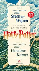 Harry Potter en de steen der wijzen en Harry Potter en de geheime kamer - J.K. Rowling (ISBN 9789047617068)