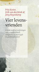 Vier levensvrienden - Frits Koster, Erik van den Brink, Jetty Heynekamp (ISBN 9789056703042)