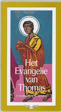 Het Evangelie van Thomas - Erik van Ruysbeek, Marcal Messing (ISBN 9789020210279)
