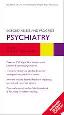 Oxford Assess and Progress: Psychiatry - Gil Myers, Melissa Gardner (ISBN 9780199665662)