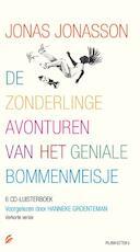 De zonderlinge avonturen van het geniale bommenmeisje, 6 cd's, voorgelezen door Hanneke Groenteman, verkorte versie - Jonas Jonasson (ISBN 9789047616658)
