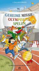 Geheime missie: Olympische Spelen - Geronimo Stilton