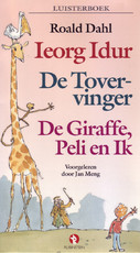 Ieorg Idur, De Tovervinger, De Giraffe, Peli en ik - Roald Dahl (ISBN 9789047610304)