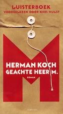 Geachte heer M. - Herman Koch (ISBN 9789047616061)