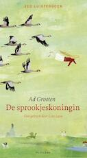 De sprookjeskoningin CD Audio - Ad Grooten (ISBN 9789021675923)