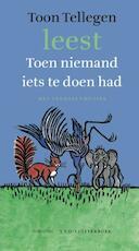 Toen niemand iets te doen had - Toon Tellegen (ISBN 9789047610465)