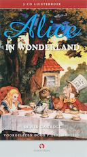 Alice in Wonderland, 3 CD'S - Lewis Carroll (ISBN 9789047600299)