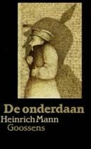 De onderdaan - Heinrich Mann (ISBN 9789065511522)