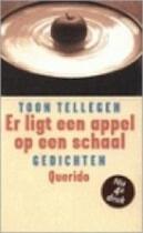 Er ligt een appel op een schaal - Toon Tellegen (ISBN 9789021484358)