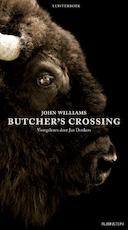 Butcher's Crossing - John Williams (ISBN 9789048847600)