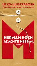 Geachte heer M. - Herman Koch, Kees Hulst (ISBN 9789047617310)