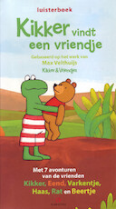 Kikker vindt een vriendje - Max Velthuijs (ISBN 9789047608080)