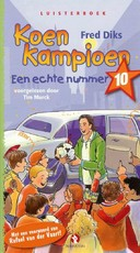 Koen Kampioen - Een echte nummer 10 - Fred Diks (ISBN 9789047616368)