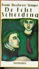 De echtscheiding - Isaac Bashevis Singer, Joop van Helmond (ISBN 9789029546188)