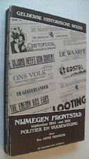 Nijmegen frontstad september 1944- mei 1945 - Henk Termeer (ISBN 9789060113851)