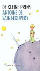 De kleine prins - Antoine de Saint-Exupéry (ISBN 9789041740922)
