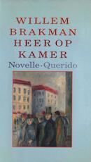 Heer op kamer - Willem Brakman (ISBN 9789021443881)