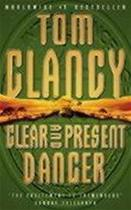 Clear and present danger - Tom Clancy (ISBN 9780006177302)