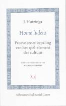 Homo Ludens - J. Huizinga (ISBN 9789089640031)