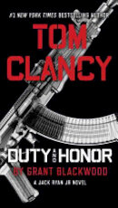 Tom Clancy Duty and Honor - Grant Blackwood (ISBN 9781101988824)