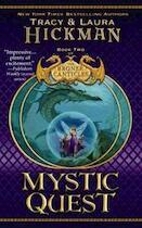 Mystic Quest - Tracy Hickman, Laura Hickman (ISBN 9780446612234)