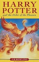 Harry Potter and the Order of the Phoenix - J. K. Rowling (ISBN 9780747570721)