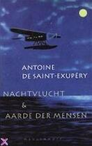 Nachtvlucht & Aarde der mensen - Antoine De Saint-ExupÉRy, Frans Van Woerden (ISBN 9789029057936)
