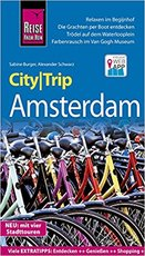 Reise Know-How CityTrip Amsterdam - Alexander Schwarz, Sabine Burger (ISBN 9783831730308)