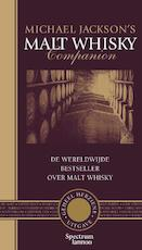 Malt Whisky Companion - M. Jackson (ISBN 9789077330012)