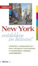 Merian Live- New York - Jorg van Uthmann (ISBN 9789044730159)