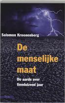 De menselijke maat - Salomon Kroonenberg (ISBN 9789045014647)