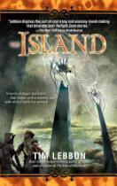 The Island - Tim Lebbon (ISBN 9780553384680)