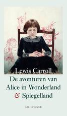 De avonturen van Alice in Wonderland & Spiegelland - Lewis Carroll (ISBN 9789061005780)