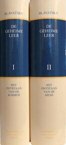 De geheime leer - H.P. Blavatsky (ISBN 9789070328214)
