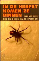 In de herfst komen ze binnen - K. van Keer (ISBN 9789052406152)