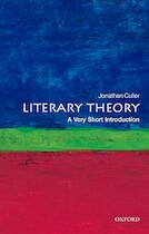 Literary Theory - Jonathan D. Culler (ISBN 9780199691340)