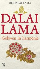 Geloven in Harmonie - Dalai Lama (ISBN 9789401601375)