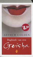 Dagboek van een geisha - Arthur Golden (ISBN 9789041408228)