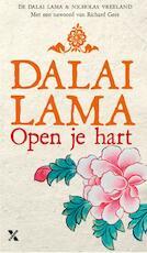 Open je hart / e-boek - Dalai Lama (ISBN 9789401600521)