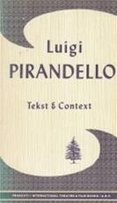 Luigi Pirandello - L. Pirandello, H. J. / Thiescheffer Sternheim (ISBN 9789064032370)